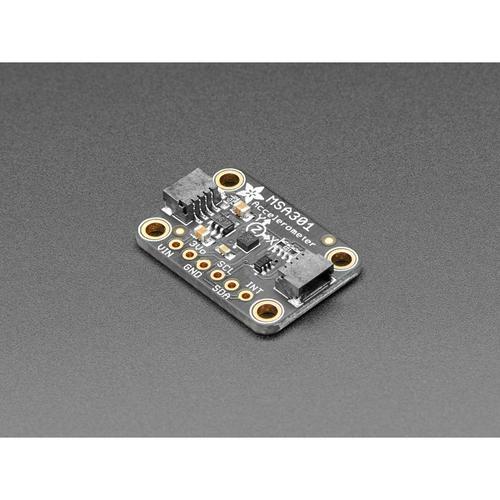STEMMA QT/Qwiic互換 MSA301搭載 3軸加速度センサモジュール
