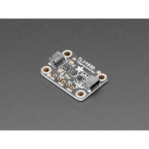 STEMMA QT/Qwiic互換 TLV493D搭載 3軸磁気センサモジュール