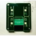 M5StickC用拡張キーデバイス4- M5STICKC-4KEY
