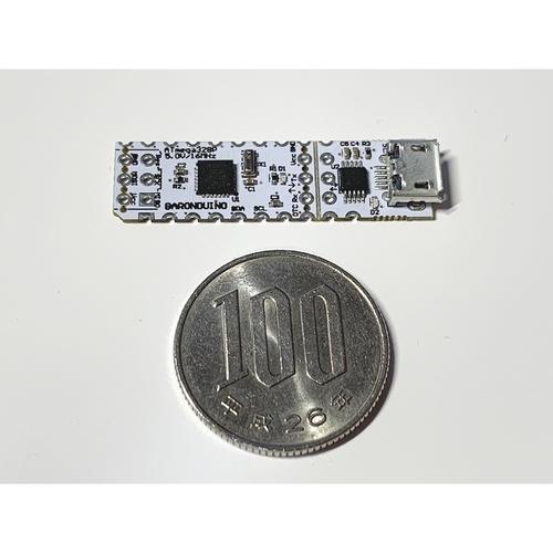 埋込用ArduinoUno互換機 BARONDUINO