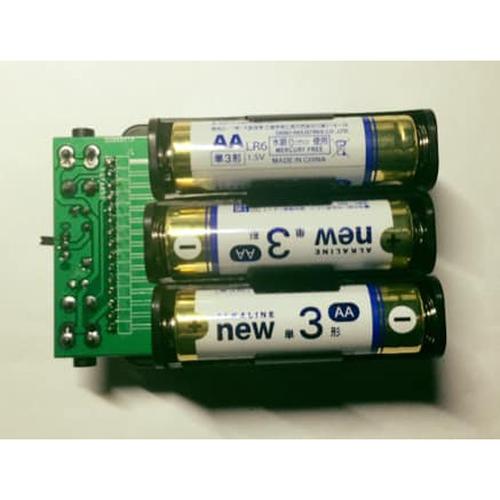 M5Stack用補助電池基板 - JACK-M5STACKA3