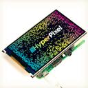 HyperPixel 4.0 - Raspberry Pi用高解像度ディスプレイ(タッチ非対応)