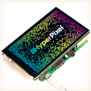 HyperPixel 4.0 - Raspberry Pi用高解像度タッチディスプレイ