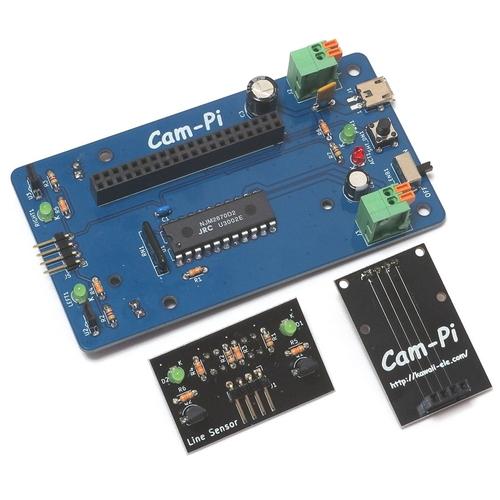Cam-Pi基板