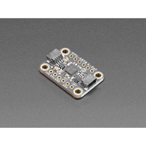 STEMMA QT/Qwiic互換 MPU-6050搭載 6DoF 加速度/ジャイロセンサモジュール