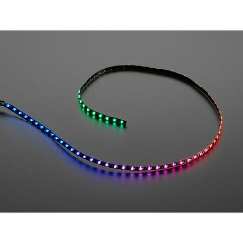 超薄型NeoPixel 1515 LEDテープ (幅4mm、長さ0.5m、75個LED)