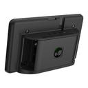 Raspberry Pi 4 + 7インチタッチスクリーン用ケース 黒