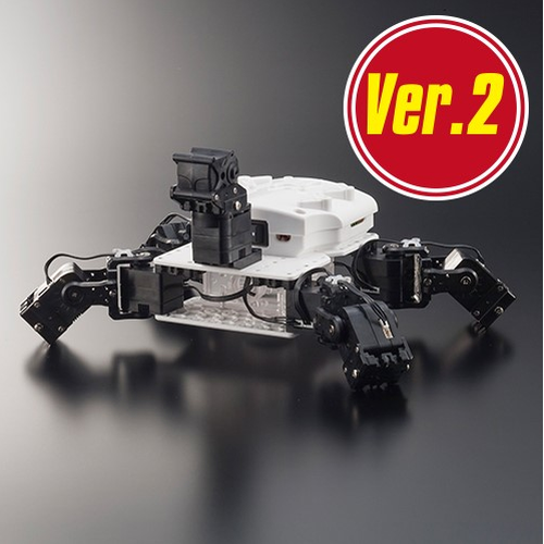 KXR-L4T-R カメ型・ローバー型 Ver.2(アカデミックパック)