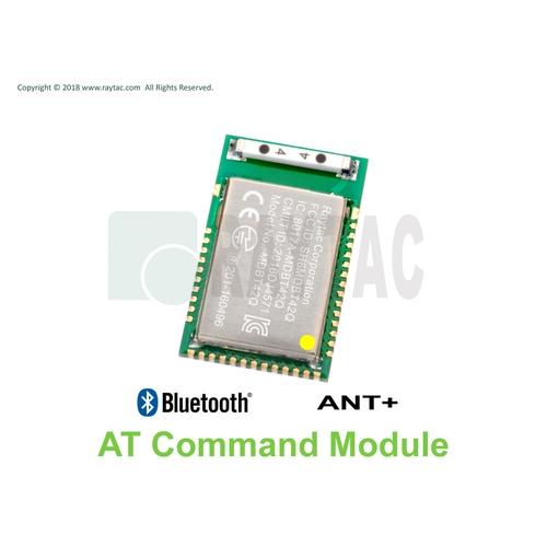 スレーブ/ペリフェラル用 ATコマンド対応 MDBT42Q モジュール(チップアンテナ)