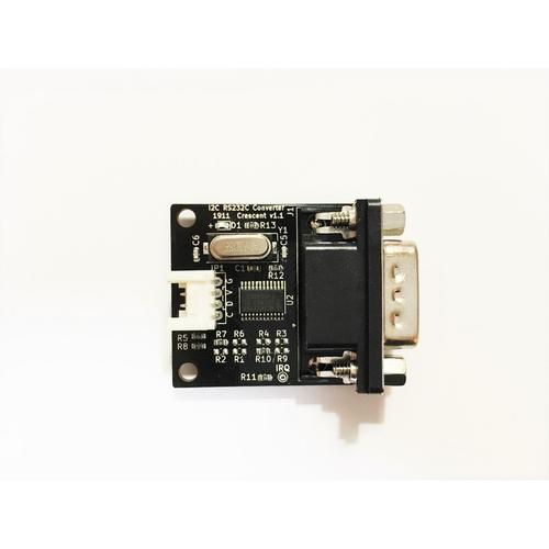 I2C-RS232C変換基板