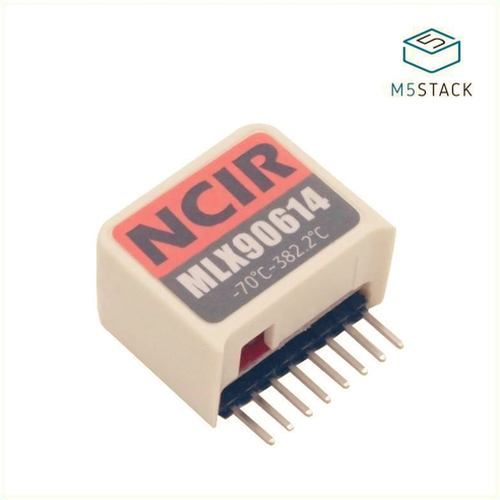 M5StickC 非接触温度センサ Hat(MLX90614搭載)