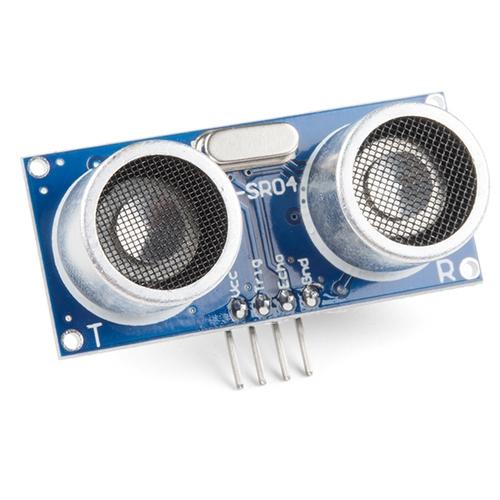 超音波距離センサ HC-SR04