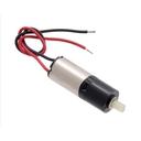 26:1 超小型プラスチックプラネタリギアドモーター(6Dx16L mm)