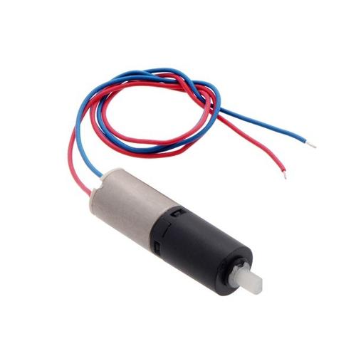 136:1 超小型プラスチックプラネタリギアドモーター(6D×19L mm)