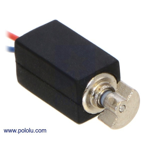 振動モーター(11.6×4.6×4.8mm)