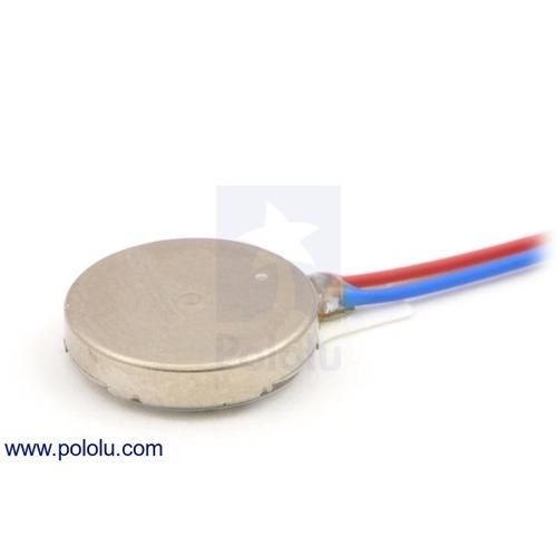 シャフトレス振動モーター(10x2.0mm)