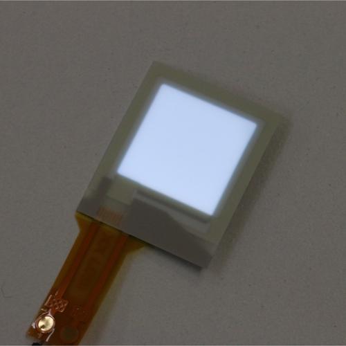 フレキシブル有機EL照明 A9F4A2A  白 15mm角