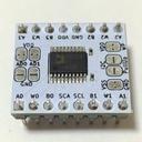 ポテンショメーターAD5254(1kΩ256ステップ)ブレイクアウトボード