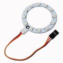 micro:bit用フルカラーLEDボード(サークル型)