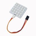 micro:bit用フルカラーLEDボード(マトリクス型)