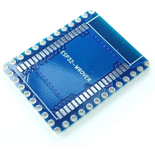 ESP32-WROVER ピッチ変換基板 コンパクト