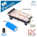 M5StickC 8Servos Hat