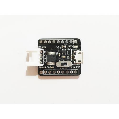 USBシリアルI2C変換基板