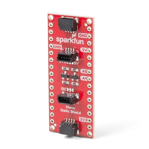 SparkFun Arduino Nano用Qwiic拡張基板