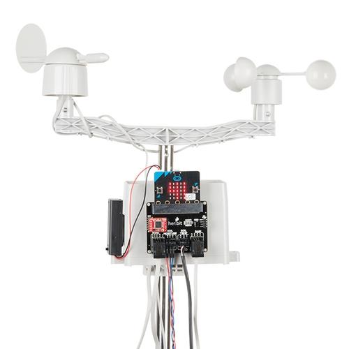 SparkFun micro:climate kit for micro:bit (Qwiic)