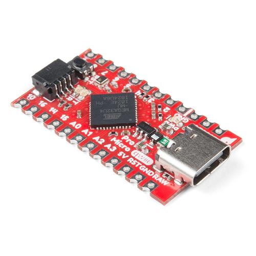 Qwiic Pro Micro(USB Type-Cコネクタ搭載)