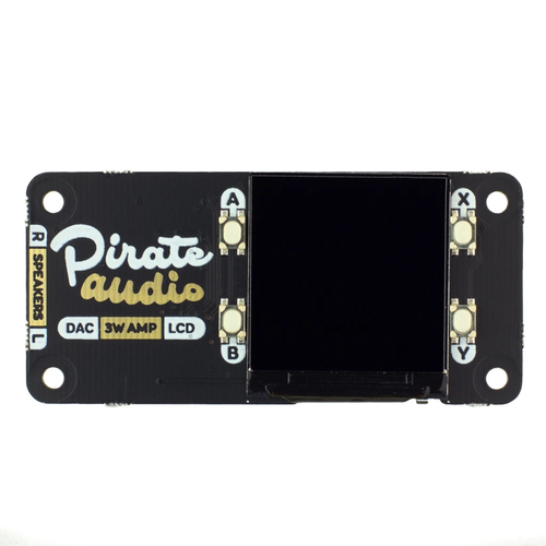 Pirate Audio 3W Stereo Amp for Raspberry Pi