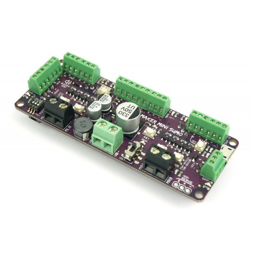 Maker Mini Sumo Controller - 入門用モーターコントローラモジュール