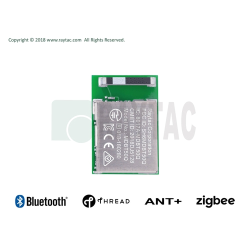 nRF52833 MDBT50Q-512K モジュール(チップアンテナ)