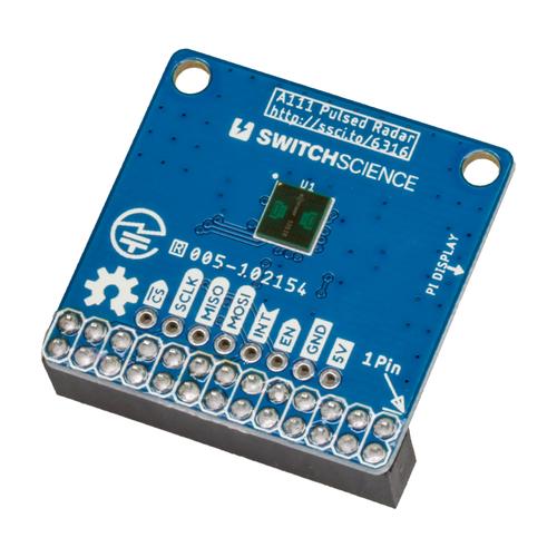 A111搭載測距モジュールピッチ変換基板