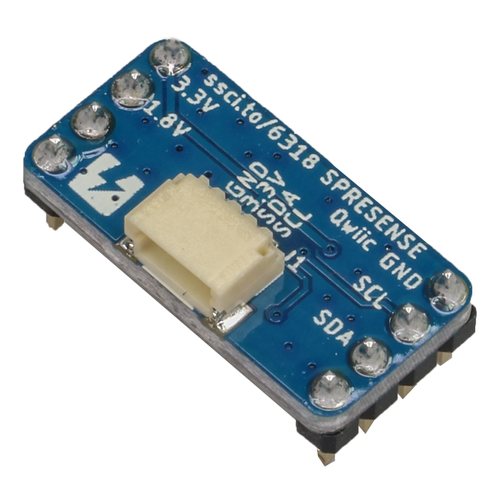 SPRESENSE用Qwiic接続基板