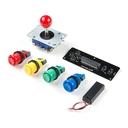 SparkFun micro:arcade kit v2.0