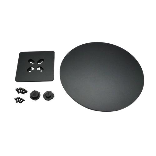 アクリル製ターンテーブル(黒)