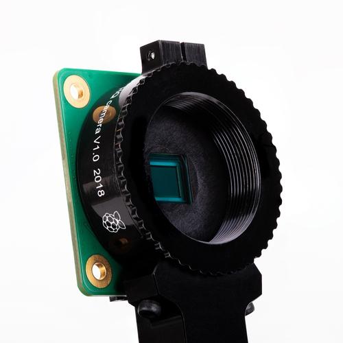 Raspberry Pi HQ Camera(レンズ無し)