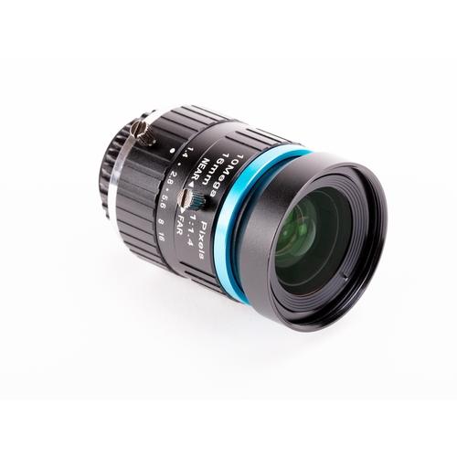 Raspberry Pi HQ Camera用16 mm 望遠レンズ