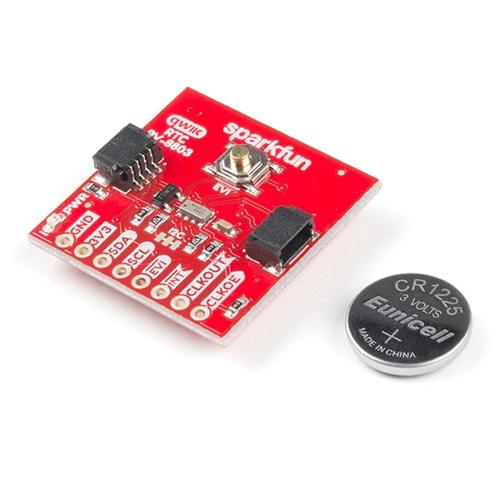 Qwiic - RV-8803搭載 リアルタイムクロックモジュール