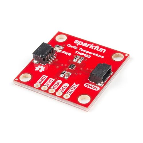 Qwiic - TMP102搭載 デジタル温度センサモジュール