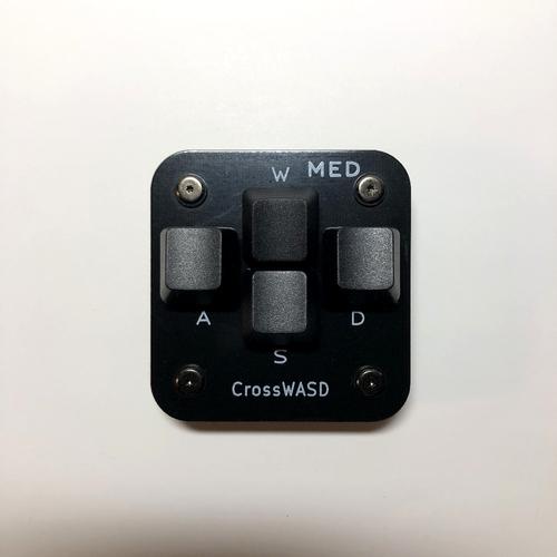 CrossWASD Keyboard