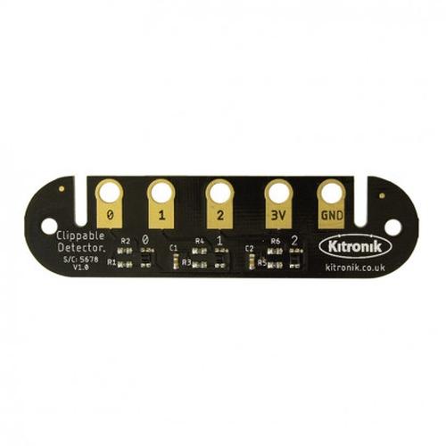 micro:bit用Clippable Detector Board V1.0
