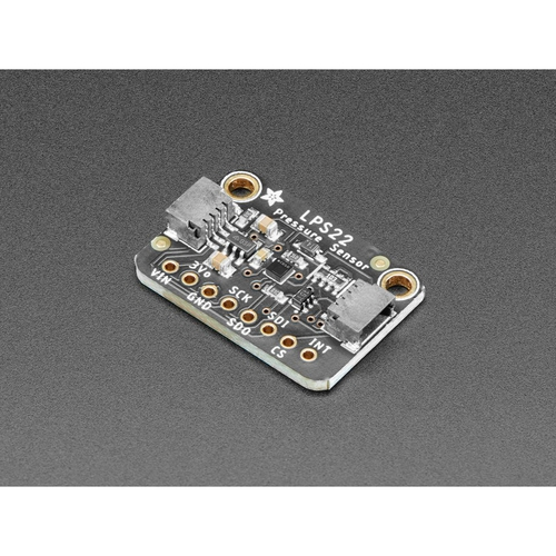 STEMMA QT/Qwiic互換 LPS22搭載 大気圧センサ