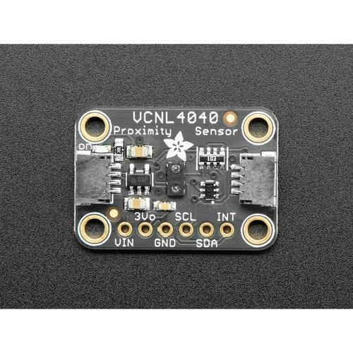 STEMMA QT/Qwiic互換 VCNL4040搭載 近接/照度センサモジュール