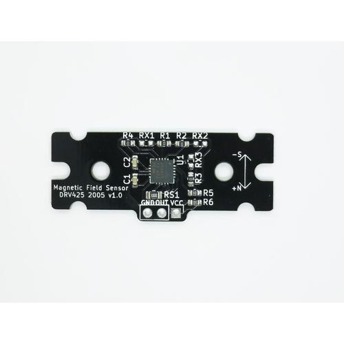 高感度磁界センサ変換基板
