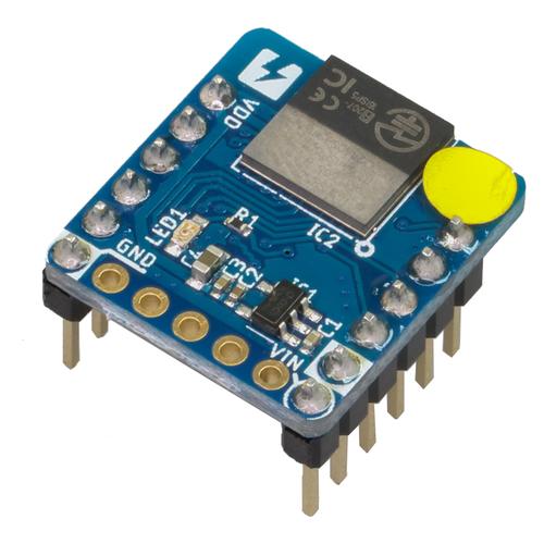 ISP1507ピッチ変換基板(Bluefruitファームウェア書き込み済)