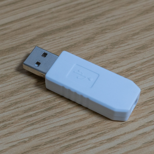 USB接続シリアル ループバックデバイス UUL-01