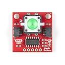 Qwiic - 緑色LEDボタン