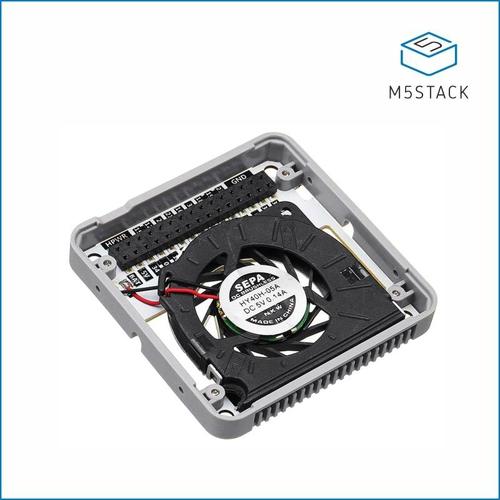 M5Stack用ファンモジュール(ステッピングモーターモジュール対応品)--販売終了